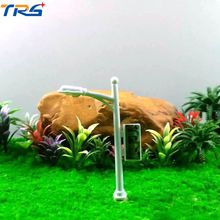 50pcs Outdoor model lamp Miniature scale model lamp 1:200 Miniature Advertising Street Light with LED