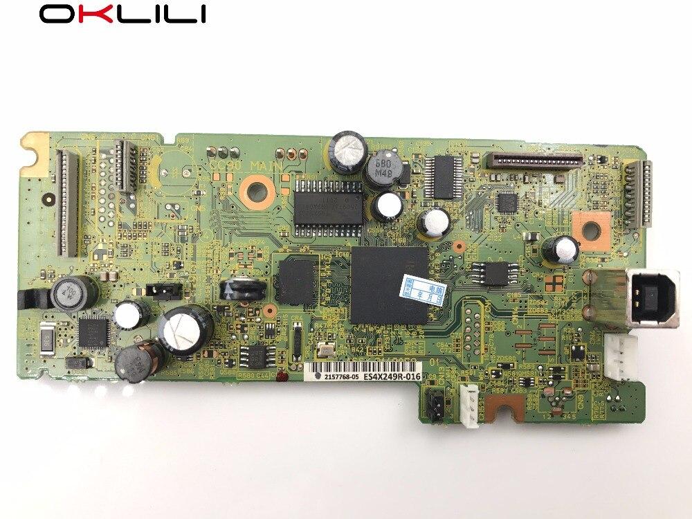 2158970 2155277 2145827 FORMATTER PCA ASSY Formatter Board logic Main Board MainBoard mother board for Epson L355 L358 355 358<br><br>Aliexpress