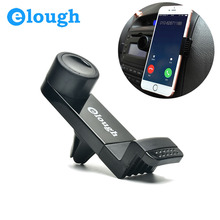 Elough Car Mobile Phone Holder For iPhone 6s 5s 4S Air Vent Mount Support GPS Smartphone Holder for Xiaomi Redmi 3 Lenovo LG G4