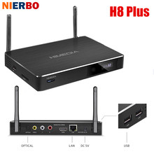 Android Set Top Box Smart Media Player 3D 64 Bit Octa Core Android TV BOX 5.1 4K 60fps IPTV 2G 16G HD Wifi Bluetooth Airplay USB