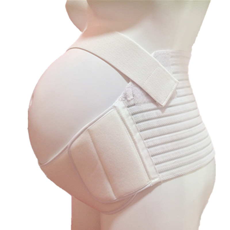 MEETCUTE-Maternity-Pregnancy-Prenatal-Support-Belly-Band-Waist-Back-Support-Care-Athletic-Bandage-Girdle