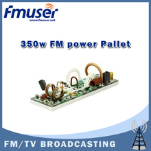 Free shipping FMUSER High quality FU-A350 350w FM power Pallet PCB board for fm radio transmitter
