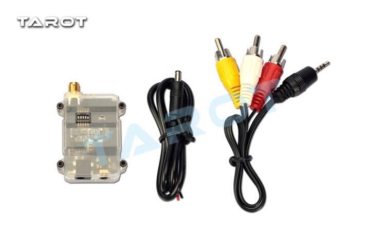 Tarot 5.8G 32CH Audio Video A/V Receiver Rx for FPV Multicopter FM/PLL TL300N3<br><br>Aliexpress