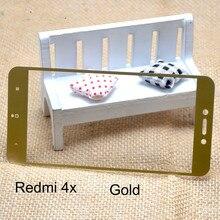 3d hard edge tempered glass xiaomi redmi 4 pro 4x protective glass redmi note4 safety protective glass film black white