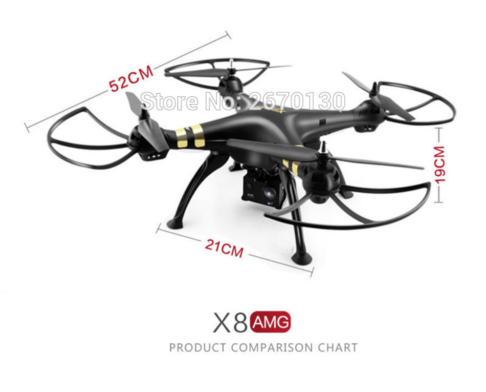 Adult Toys sport RC Quadcopter X8AMG GPS Real-Time RC Helicopter Brushless motor Drone With Camera HD 4K 1600W FPV wifi hand 6