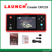 Original Auto Code Reader Launch X431 CRP229 Better Than X431 Creader VII+ and VIII OBD2 Scanner