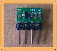 Free Shipping!!!  5pcs KSD32 touch switch / circuit trigger self-locking boot / module 3V-60V DC 350mA