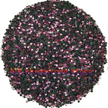 Hotfix rhinestone,1440pcs/bag,SS5(1.6mm) B Grade,Pink glass Crystal Rhinestone Garment Accessories for dress,clothes,hat