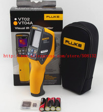 Free shipping Fluke VT04A Visual IR Thermometer IR Thermometer Infrared Thermometer Brand New(China)