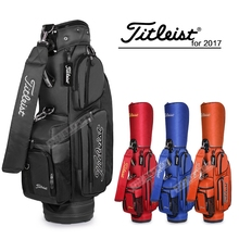 brand golf bag complete set stand bag water-proof Anti-Friction Golf Caddy Bag cart staff golf bags(China)
