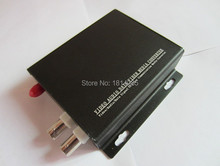 2pcs/lot CCTV Digital Fiber Optical Video Converter 2 Channels(Transceiver/Multiplexer)(China)