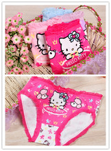 Panties  baby  gril pants underwear shorts kids briefs wholesale hello  panties  kitty clothes free shipping 6pcs/lot 288