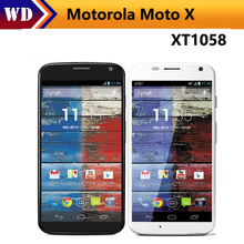 Original Unlocked Motorola Moto X XT1058 XT1060 Mobile Phone WIFI GPS 10MP Camera 16GB ROM 2GB Ram moto x cell phone