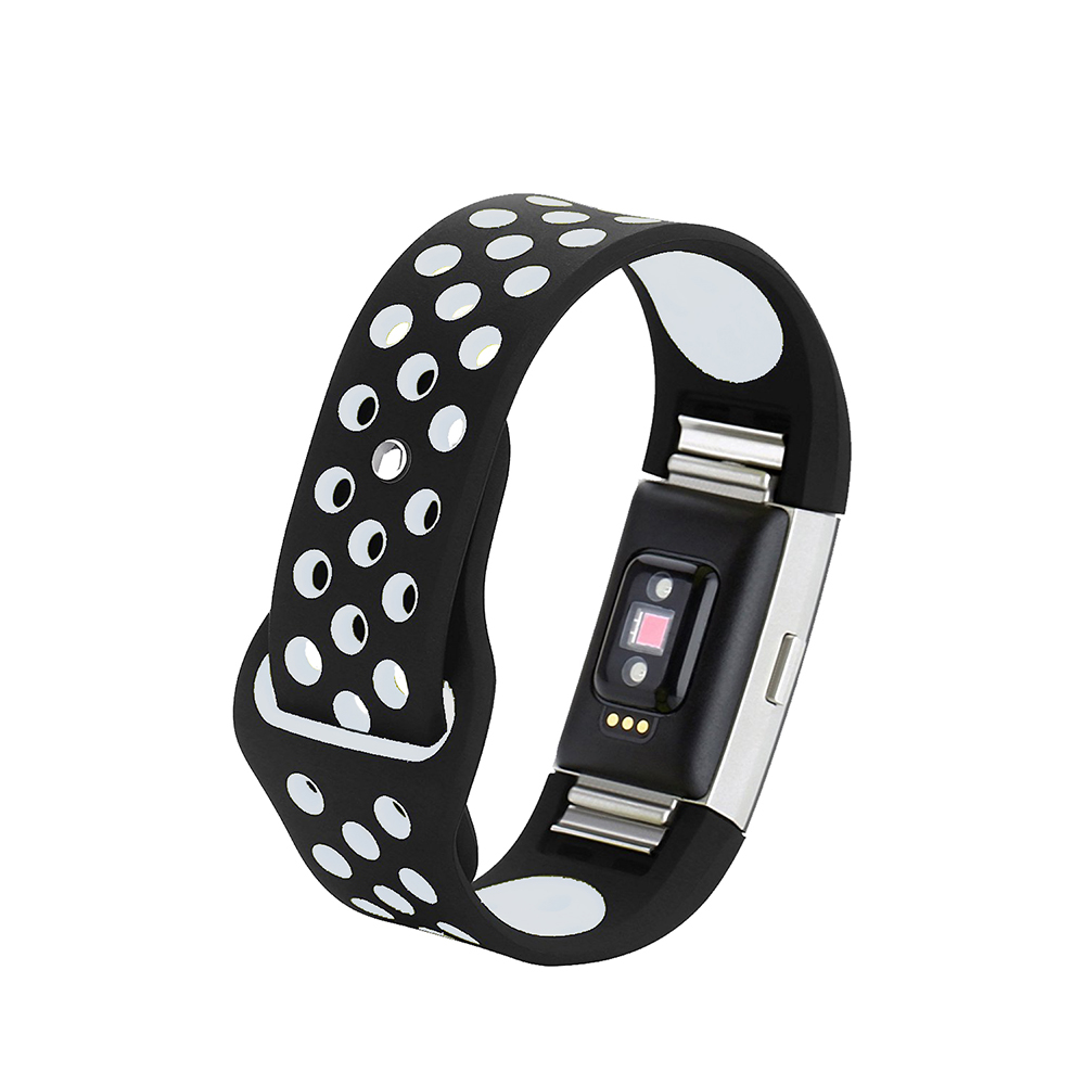 For Fitbit Charge 2 Bands Silicone Replacement Strap For Fitbit Charge 2 Bracelet Smart Wristbands Wearable Devices Accessories 8