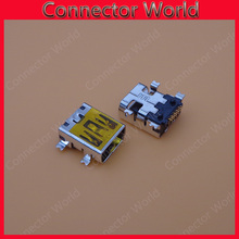 10pin Mobile Phone Tablet PC Mini USB Connector communly used 10P 10-pin MINI USB Jack MINI USB Connector 100X