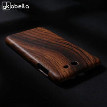 AKABEILA Phone Cases For Samsung Galaxy J7 2017 Case Plastic Hard Shell J720 J720F J7 Pop J727 J727V SM-J727V Cover Wood Design(China)