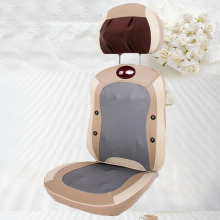 Free Shipping Best Gift Electric Shiatsu Heat Neck and Back Massager Cushion Massage Chair For Sale 2016