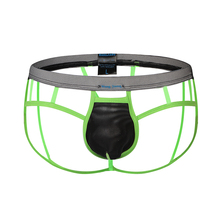 Buy Thong Mens Transparent Underwear Men Fashion 2018 G Strings Jockstrap Gay Tanga Hombre String Homme Thong Bikini Men Briefs