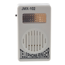 RJ11 Socket Loud Telephone Ring Speaker Ringtone Amplifier(China)