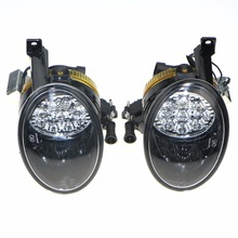 1Pair of Front Lower Clean LED Fog Light Lamp Fit For VW Jetta Golf MK6 Plus Eos 5K0 941 699 5K0 941 700 5KD 941 699 5KD 941 700(China)