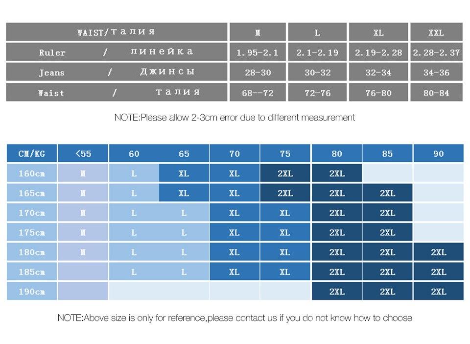 2size-chart
