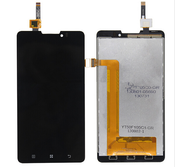 For Lenovo P780 LCD Display + Touch Screen  100% new Glass Panel Digitizer Assembly Replacement Repair <br>
