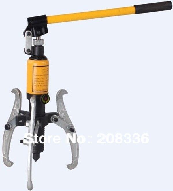 Hydraulic Bear Puller Wheel Bearing Puller 5Ton Hydraulic Gear Puller Hydraulic Puller<br>