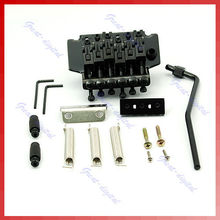 Black Floyd Rose Lic Tremolo Bridge Double Locking System NEW(China)