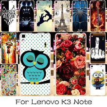 Buy TAOYUNXI Silicone Plastic Phone Case Lenovo K3 Note Bag Cover K50 A7000 Plus K3note Lemon K50-T5 A7000 Housing Shell for $1.68 in AliExpress store