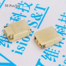 50Pcs/lot CCFL inverter Backlight socket 2pins 3.5mm pin pitch inverter connector driver