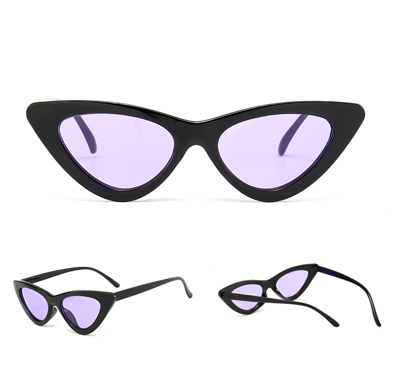 cute sexy retro cat eye sunglasses women small 0310 details (4)