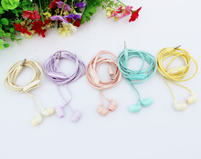 MOONBIFFY 3.5mm Earphone In-ear Gourd Cable Design FHRG for Mp3 Mp4 Mp5 NI5L(China)