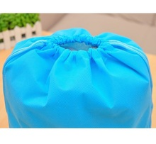 6 Colors Non-woven Bra shoe Clothes storage bag Travel Outdoor Wash Pouch