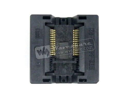 module SSOP28 TSSOP28 OTS-28(44)-0.65-02 Enplas IC Test Burn-in Socket Programming Adapter 0.65mm Pitch 6.1mm Width<br>