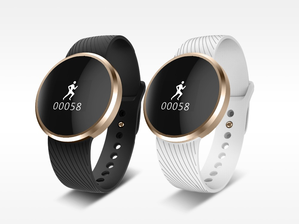 L58 Bluetooth Smart bracelet Fashion Heart Rate Monitoring