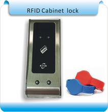 Free shipping Smart RFID Digital Lock Sauna Locks For Spa Swimming Pool Gym Electronic Cabinet Lock Lockers Lock With Master Key