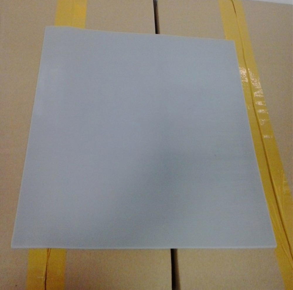 250*250*2mm Silicone High Heat 500 Degree Resistance Insulation Pad for Maintenance Platform<br>