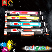 CF350A CF351A CF352A CF353A 130A Compatible Color Toner Cartridge for hp Color LaserJet Pro MFP M176n, M176 M177fw M177 printer