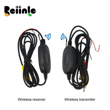 819 sale Car Wireless Rear View Camera Module / Wireless Reverse Camera Module used together with your Rear Camera(China)