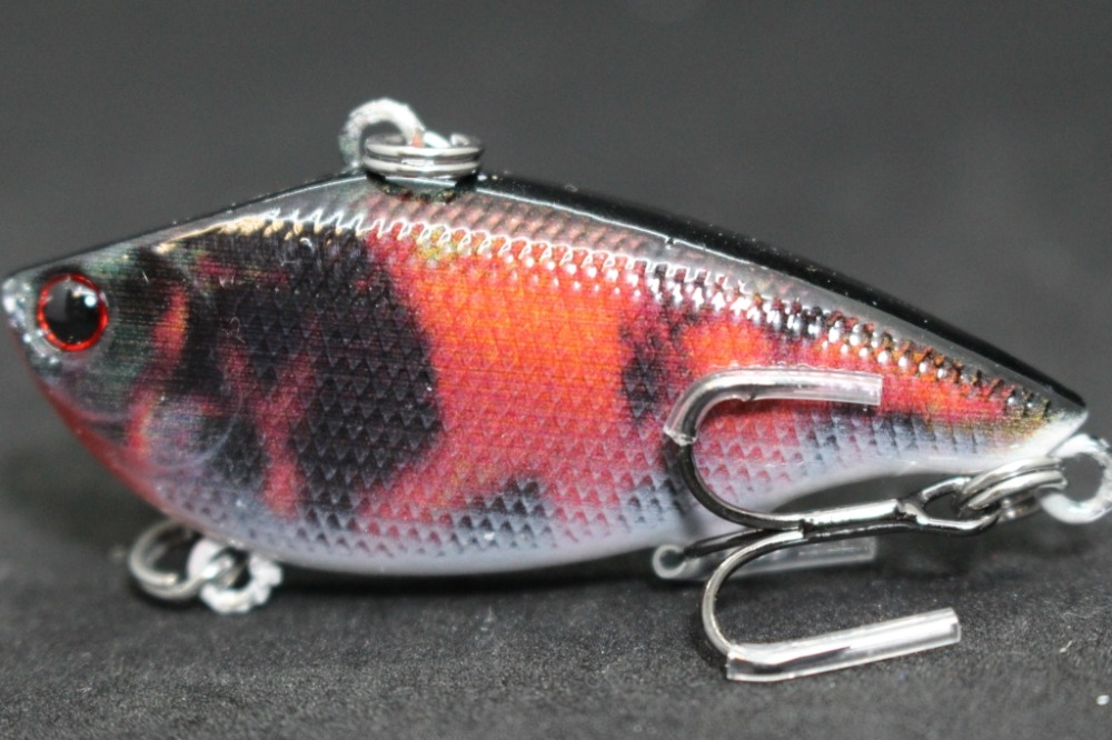 17 wLure Life Like Pattern Fishing Lure with Upgraded Treble Hooks 53