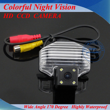 Hot Selling newest waterproof car rear view camera special car camera reverse backup rearview for TOYOTA COROLLA VIOS