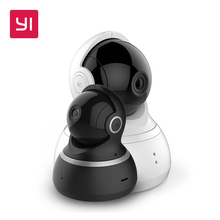 YI 1080P Dome Camera Night Vision International Edition Pan/Tilt/Zoom Wireless IP Security Surveillance System