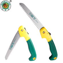 BERRYLION Portable Folding Saw Universal Hand Saw For Garden Pruning Camping DIY Woodworking Hand Tools(China)