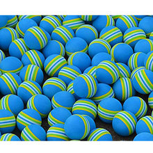 2017 Hot Selling High Quality Golf Sponge Foam Ball Indoor Practice Training Elastic
