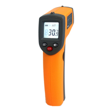 Buy GS320 Digital Infrared Thermometer Non-contact Temperature Tester IR Laser Point Gun Device Range -50~360 Degree for $9.39 in AliExpress store