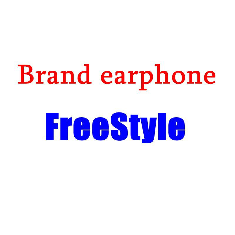 NEW FreeStyle Headset 3.5mm in ear Earphone Microphone volume control Sport Noise Isolating earbuds/Headsets also have se215 pb2<br><br>Aliexpress