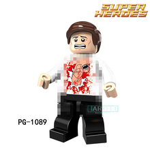 Building Blocks The Movie Series Parasite Ellen Ripley Super Heroes Star Wars Bricks Dolls Kids DIY Toys Hobbies PG1089 Figures(China)