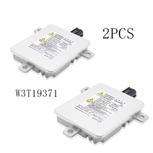 2pcs NEW Xenon HID Headlight Ballast W3T19371 W3T16271 W3T20671 W3T20971 for Mitsubishi Mazda Acura(China)