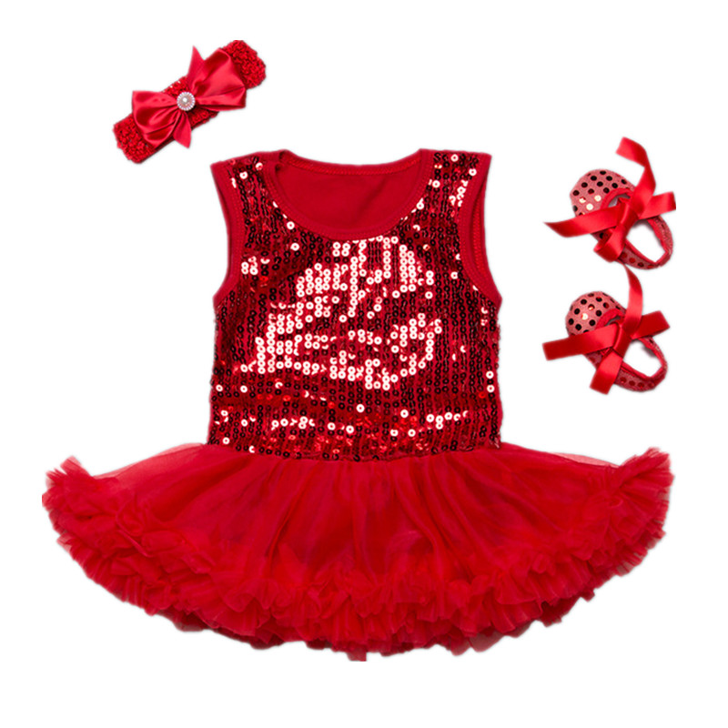 Baby Girls Sequins Rompers Summer Sleeveless Outfits Baby Costume Fancy Dress Party Clothing Suit Newborn Baby Jumpsuits<br><br>Aliexpress