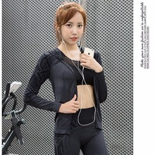 Sweatshirt Gym Fitness Hoodies Trainning Athletic Yoga Sport Woman with XS-XL NWT Outdoor
